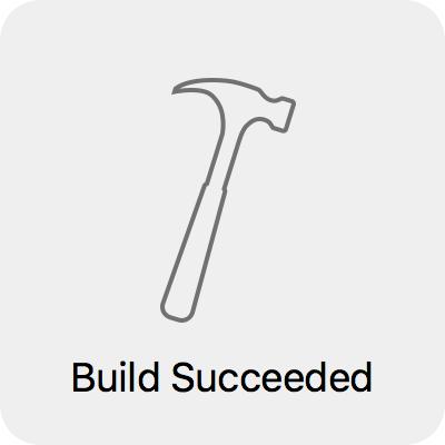 Présentation d'Xcode : la compilation