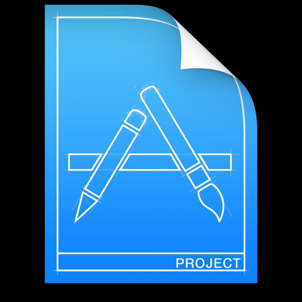 Présentation d'Xcode : les projets