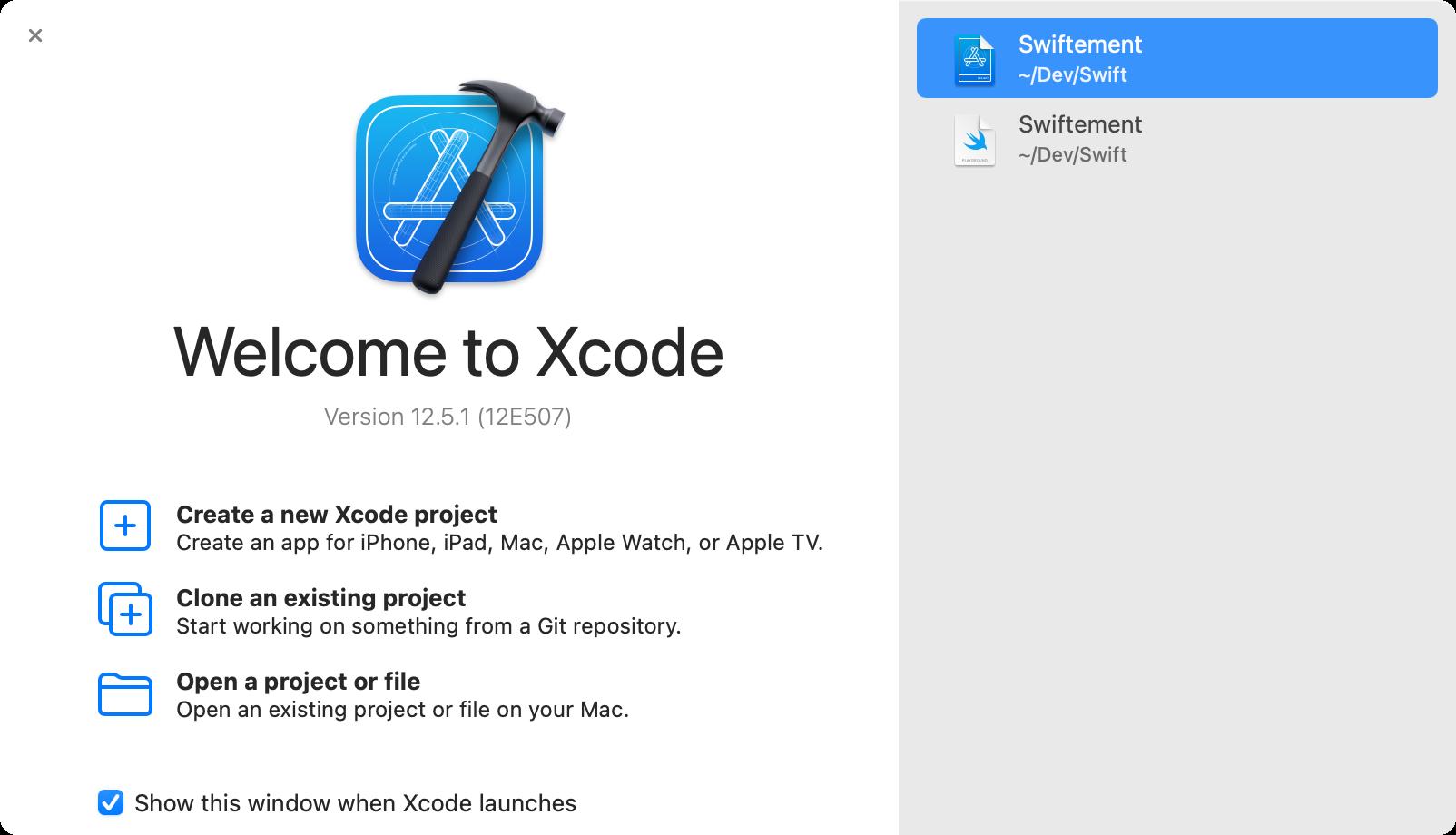 Presentation D Xcode Les Bases Swiftement