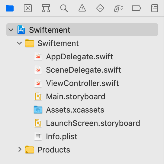 Structure D Une App Ios Swiftement